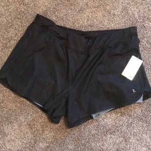 Danskin Running Athletic shorts black